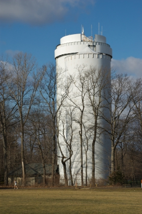 Standpipe Water Tower